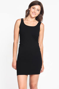 Scoop Neck Tank Dress
