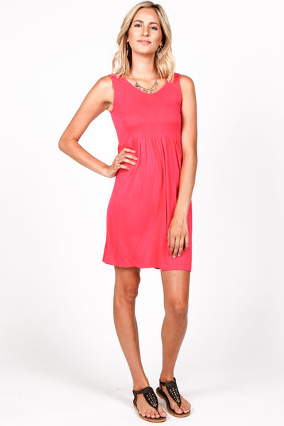 Reversible Sleeveless Dress