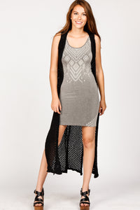 Toluca Jacquard Seamless Dress