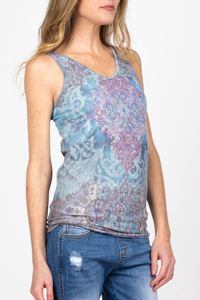 Lisa F Love Reversible Tank