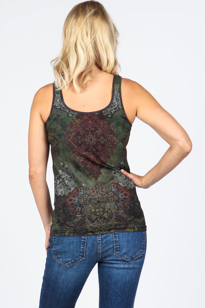 Enchanted Forest Reversible Tank