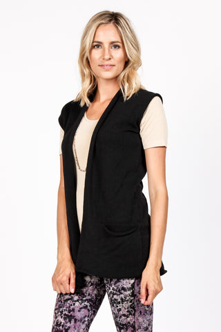 Layering Vest with Pockets