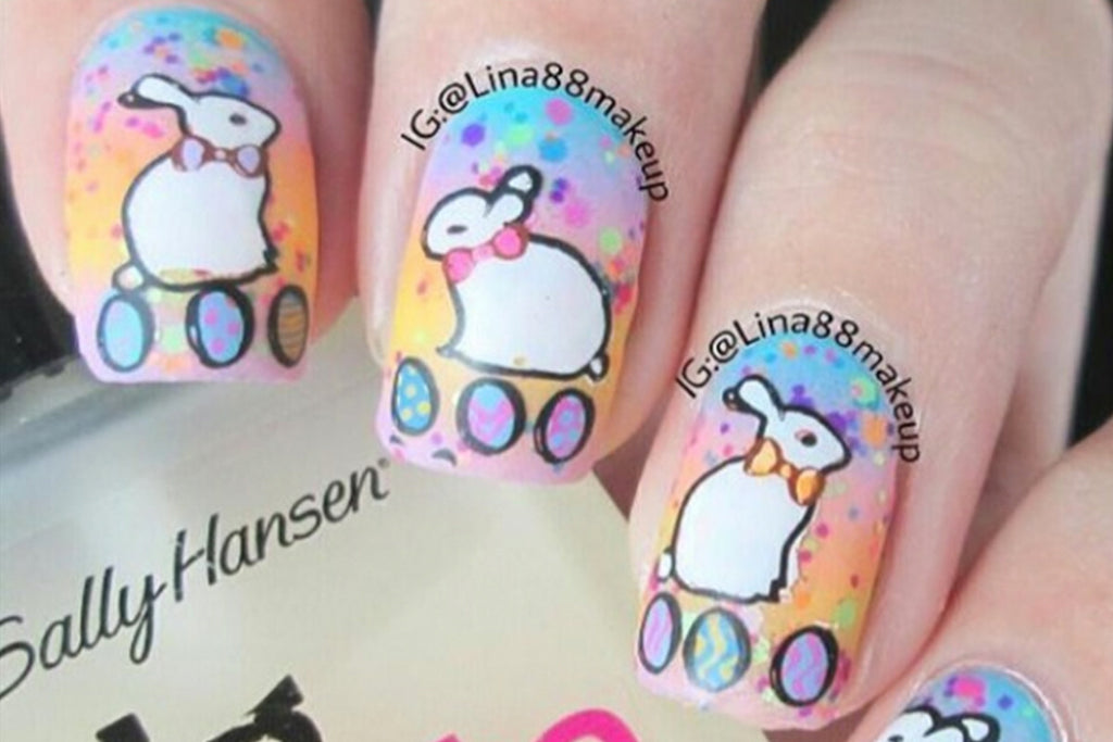 4 Must-Have Tools to Nail those Easter Nail Designs