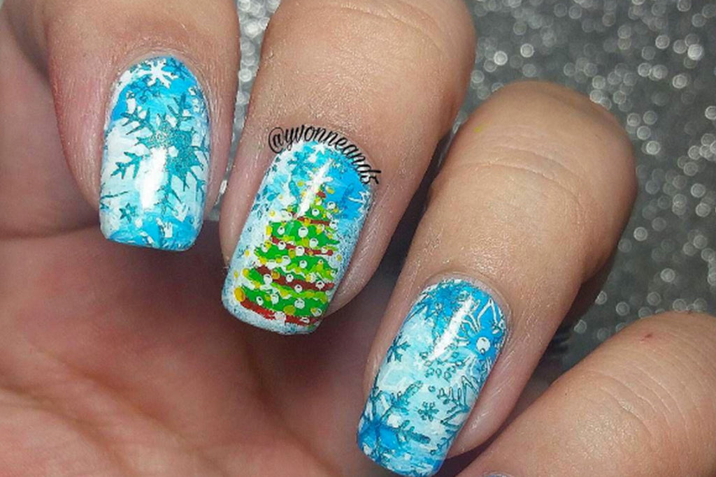 Christmas Nail Art Designs: This Year's Hottest Trends