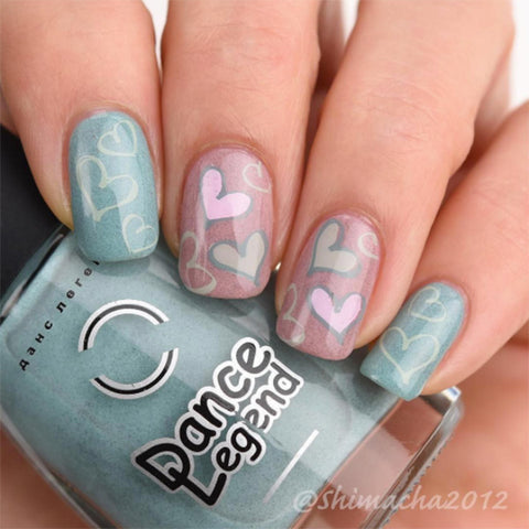 Pretty heart nail designs - Wear Your Heart Nail Designs On Your Tips This Valentine's Day
