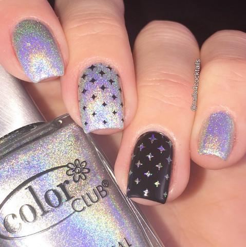 holo and stars