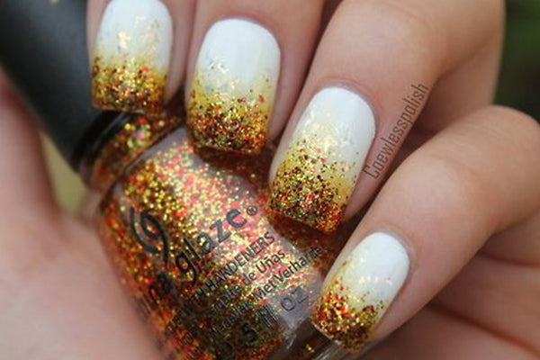 Nail Stamping Ideas Fun \u0026 Festive Fall Nail Designs \u2013 Clear