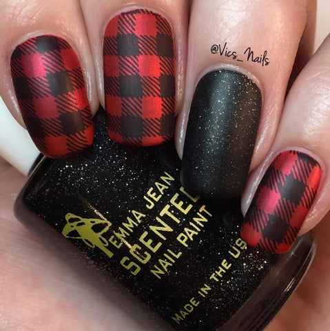 Christmas Nail Art Designs This Year S Hottest Trends Clear Jelly