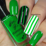 #11 Dolla Dolla Bill - Nail Stamping Color (5 Free Formula)