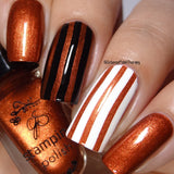 #28 Pretty Penny - Nail Stamping Color (5 Free Formula)