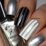 #45 Molten Alloy - Nail Stamping Color (5 Free Formula)