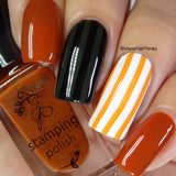 #74 Rusted Mud - Nail Stamping Color (5 Free Formula)
