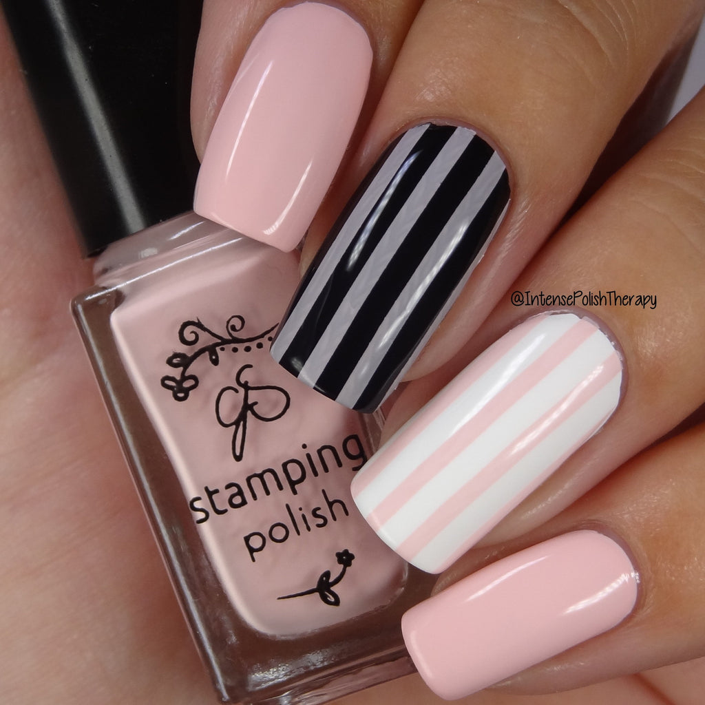 #88 Pretty in Pink - Nail Stamping Color (5 Free Formula)