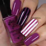 #91 Pickled Beet - Nail Stamping Color (5 Free Formula)