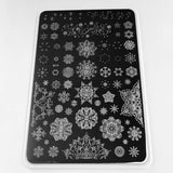 Diamonds in Ice (CjSC-14) - Steel Stamping Plate