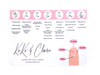 "Koko Luxury ""How To"" Nail Mat"