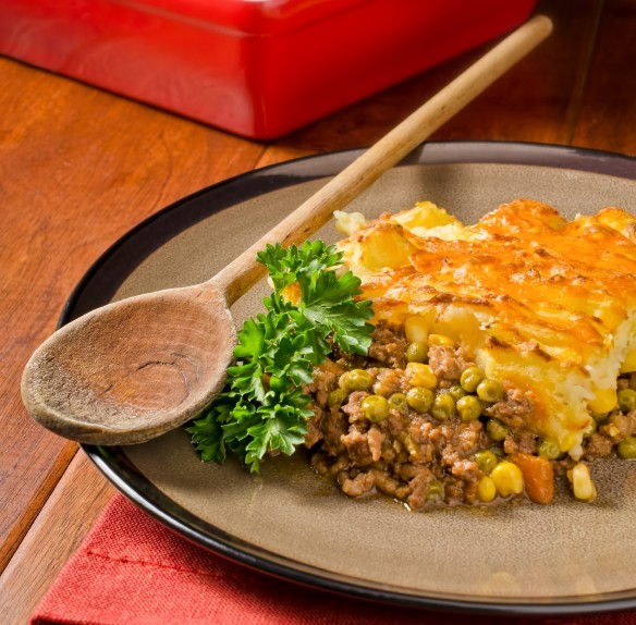 Eat Smart Recipe - Shepherds Pie