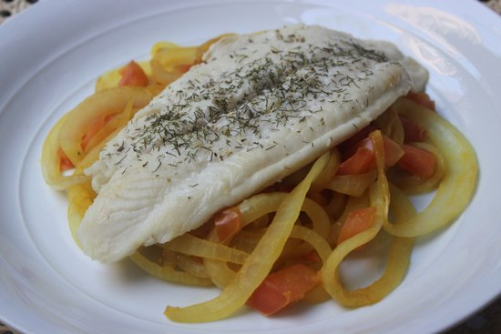 Eat Smart Recipe - Dijon Fish