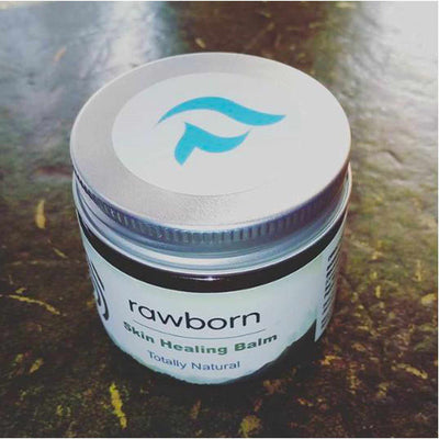 RawBorn Healing Skin Balm - Cruelty free night and day skincare-Night Balm-Floripawear