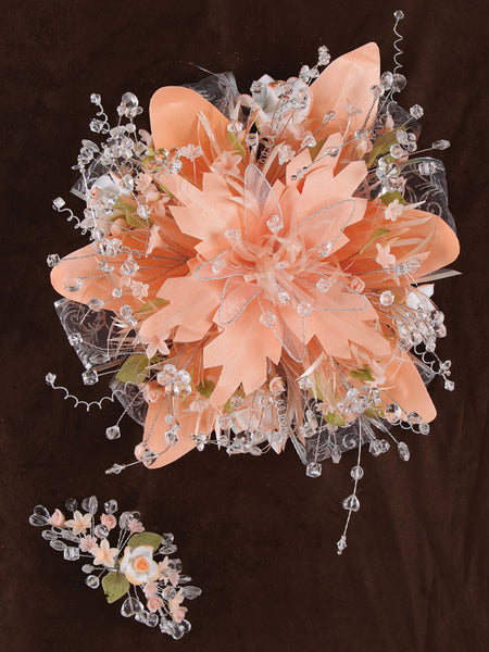 Double Flower Quinceañera Bouquet