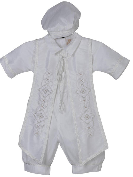 Little Boy Large Diagonal One Piece