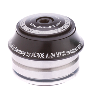 Ai-24R1, [S], black - STAINLESS , LAB - MESO - 59 gr