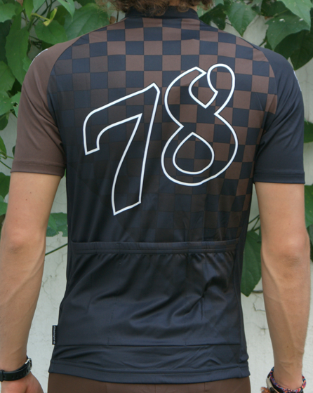 Bike Shirt 1/2 - Race78