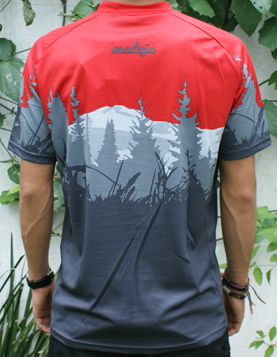 Freeride Shirt 1/2 - Forest