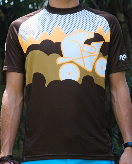 Freeride Shirt 1/2 - Bruno