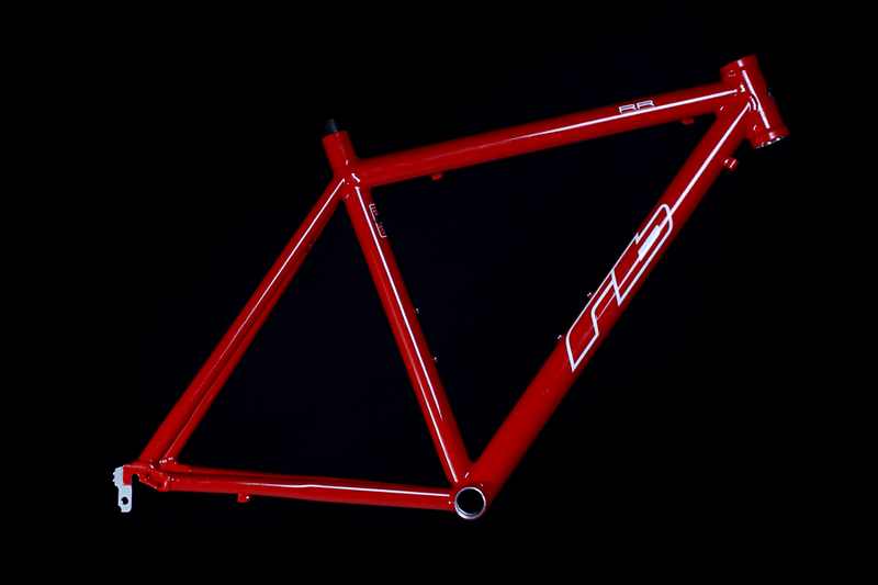 Race Bikes RR - Ferrari Red | 54