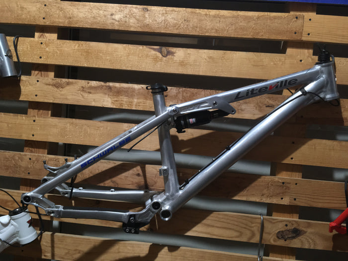 301  M MK12, work finish-140mm, RockShox Monarch DEMO