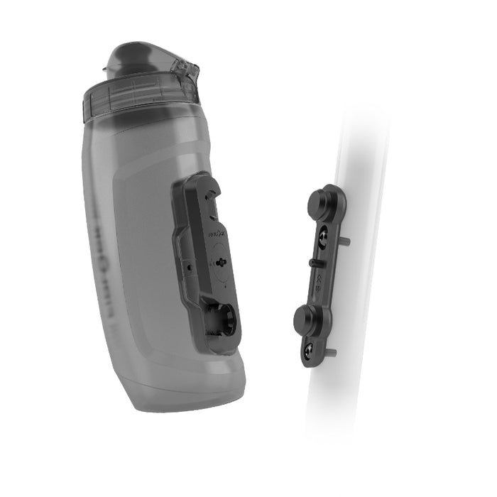 Fidlock TWIST 590 ml. + base para bicicleta - Negro