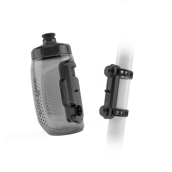 Fidlock TWIST bottle 450 + uni base - Smoke