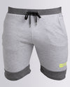 PEG Nova Shorts - Grey Melange