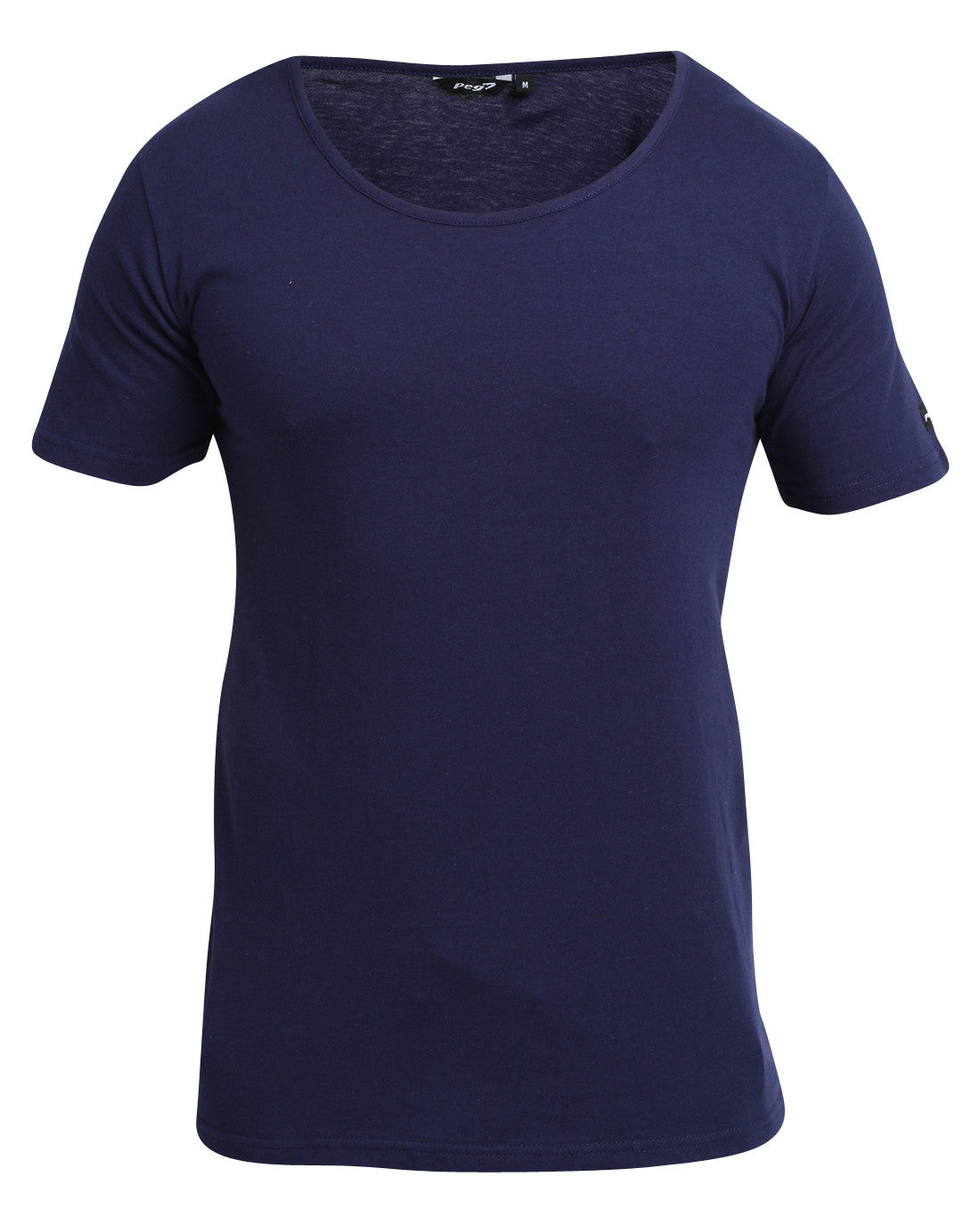 T Shirts Tops Men 39 S Boat Neck Navy M Was Listed