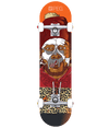 Peg Custom Skateboard Complete - Cannon 8 / 8.125 / 8.5 Build your own