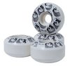 Peg Skater Skateboard wheels - 53mm  100a