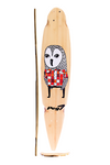 "37"" Pin Tail - Owl Deck"