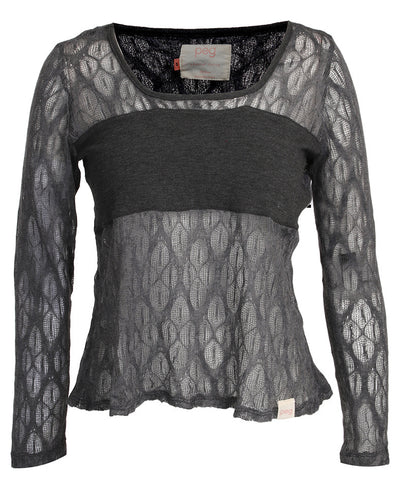 Tulip Top Charcoal