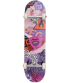 Peg Custom Skateboard Complete - Glitch 8.125 / 8.25 Build your own