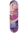 Peg Skateboard Deck - Glitch