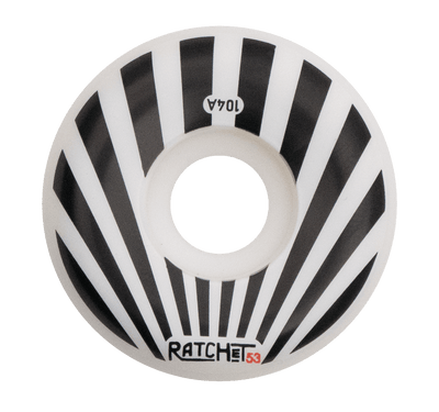Ratchet V5 Hybrid Skateboard wheels - 53mm 104a