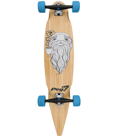 "37"" Pin Tail - Piper Deck"