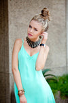 Swing Dress Mint
