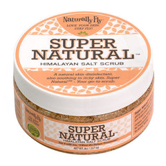 Super Natural Salt Scrub