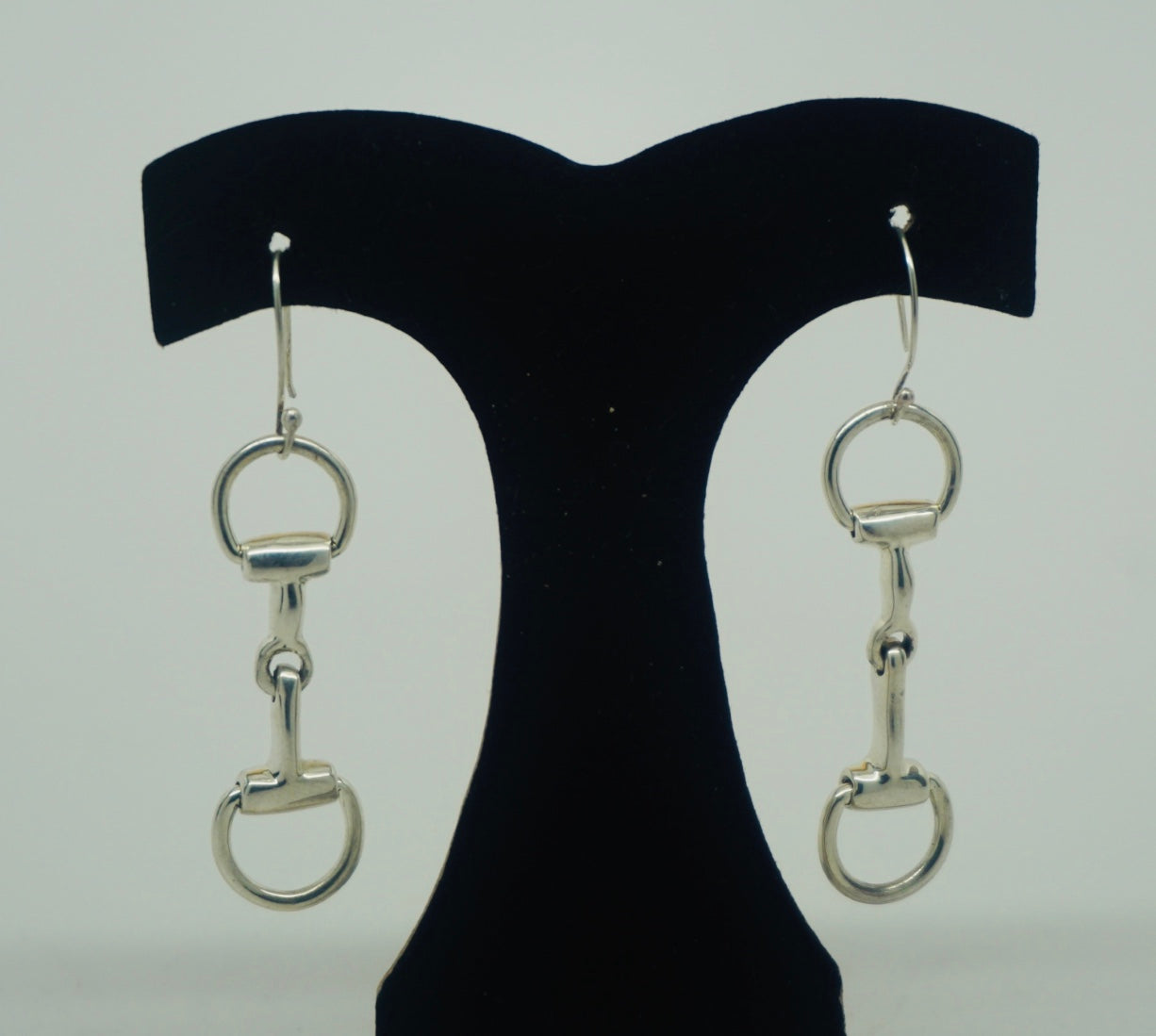 Horse Bit Earrings