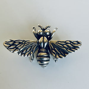 Bee Pin or Pendant