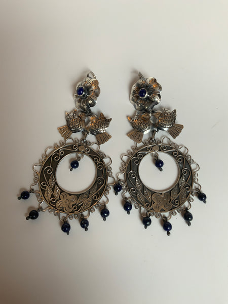 "Frída Collection Earrings ""Laurel"""