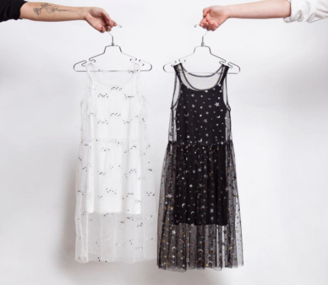 "Glitter ""Shine"" Dress - ayuki"