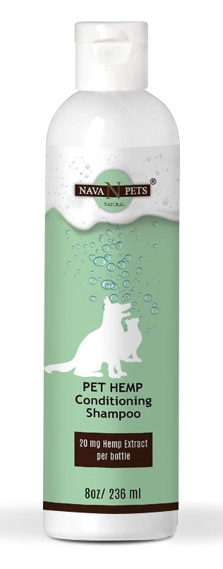 Organic Pet Hemp Conditioning Shampoo